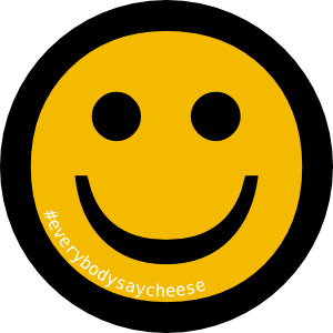 #everybodysaycheese smiling face